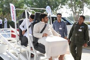 'Aqdar Drive Safely' program roadshow kicks off across the UAE