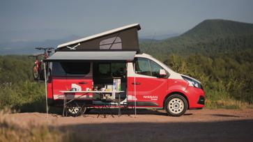 022945f331 Nissan camper van conversions