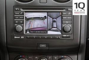 Nissan Qashqai 10th Birthday - Around View Monitor