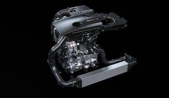 Two new engines, including advanced Variable Compression