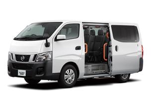 NV350 Caravan - Minor change
