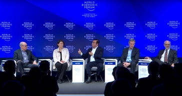 VIDEO: Carlos Ghosn on shifting gears to driverless, from the World Economic Forum in Davos