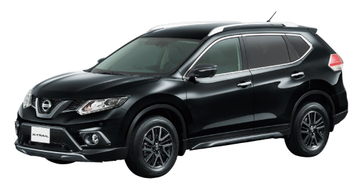 X-trail - Revised