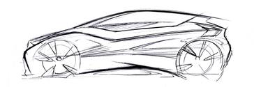 Micra Sketch Exterior 3