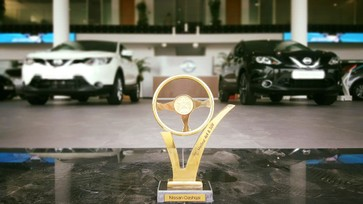 Qashqai wins best SUV award in Morocco for the third consecutive year