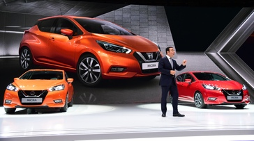 Nissan MICRA Gen5: the revolution has begun