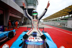 Asian Le Mans Series crown for NISMO Athlete Andrea Pizzitola