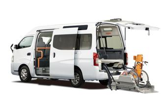NV350 Caravan Revised