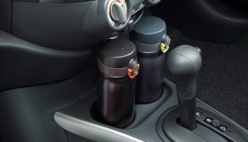 Front cup holder