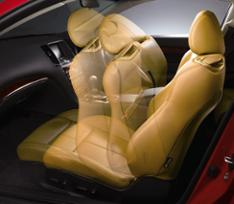 Driving seat / passenger seat power walk-in system