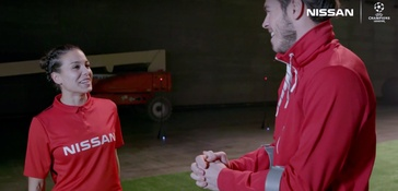 Nissan replace Gareth Bale with a fan in upcoming commercial