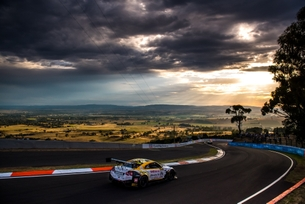 Eighth place a reward after tough day for Nissan at Mount Panorama