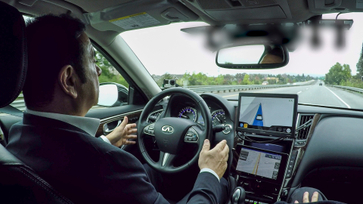"Hands-free: What it's like to ""Drive"" an autonomous drive car – by Carlos Ghosn"