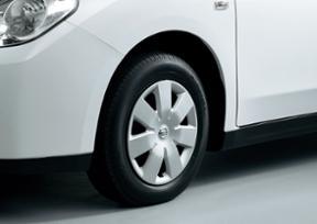 14-inch full wheel cover& 175/70R14 84S tire
