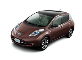 Nissan LEAF thanks edition