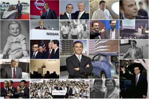 What drives Carlos Ghosn