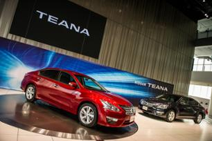 All-New Nissan Teana launch event