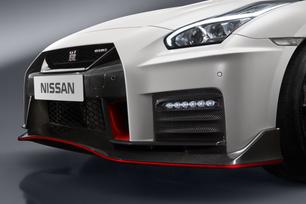 日産自動車、『NISSAN GT-R NISMO』 2017年モデルを初公開