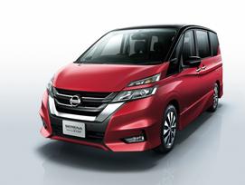 日産自動車、8月下旬に発売予定の新型「セレナ」を初公開