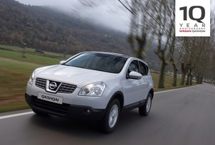Nissan Qashqai 10th Birthday - 2007