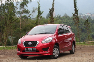 Datsun affirms leading performance through a challenging drive event