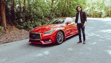 Kit Harington takes the new INFINITI Q60 for an empowered drive in his debut brand film,