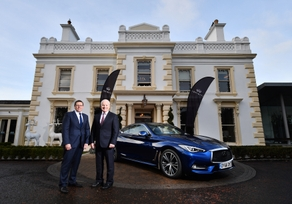 INFINITI arrives in Northern Ireland