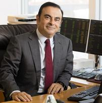 What drives Carlos Ghosn: Chapter 3