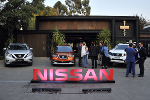 Leading in trucks and SUVs, Nissan Chile celebrates its second year