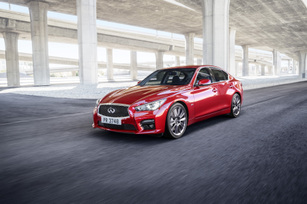 Valentine's passions run high as INFINITI gauges emotional responses to driving