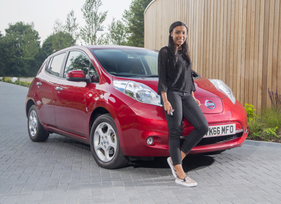 Millennials see switching to an eco-friendly car as one way to drive a more sustainable future