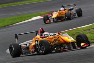 Mardenborough and Chiyo dominate Japanese Formula 3 at Fuji