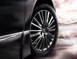 Graphite Finish 18-inch Aluminium Wheel