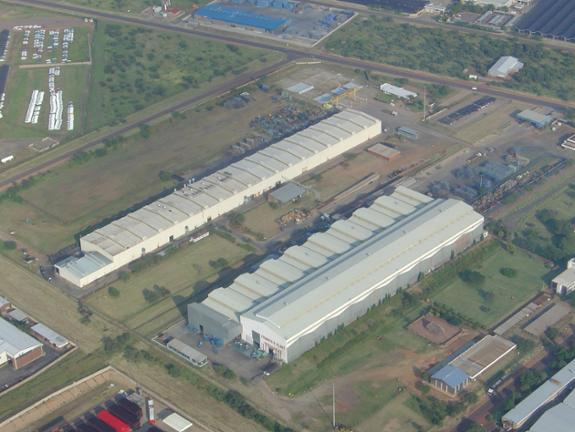 Nissan South Africa Rosslyn Plant