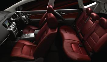 350XV FOUR Mode-Rosso