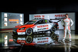 Nissan colors for 2017 Supercars in Australia revealed