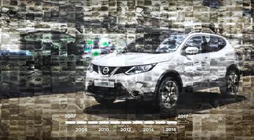 2007-2017: Nissan Qashqai celebrates 10 years of crossover leadership