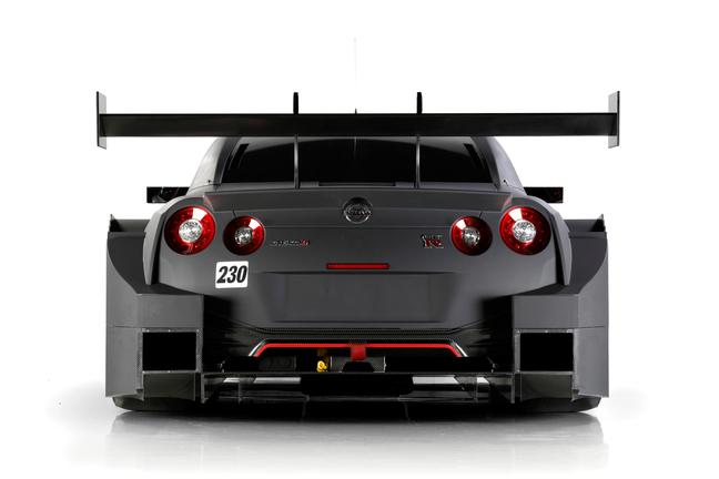 2017年仕様Nissan GT-R NISMO GT500