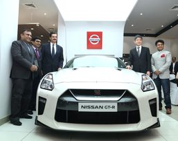 First Nissan High Performance Center opens in India