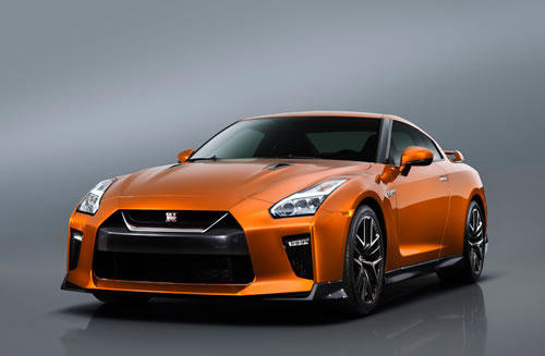 dfec56334a7b3e 2017 Nissan GT-R unveiled in Japan - Global Newsroom