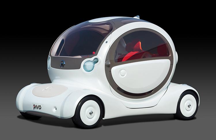 Nissan And Artist Murakami Team Up To Unveil Pivo Global Newsroom