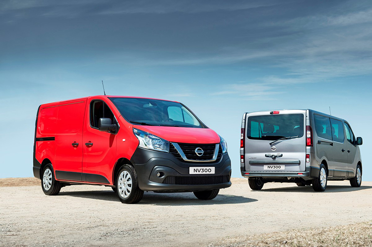 All-new Nissan NV300: Completing one of the broadest LCV ranges on ...