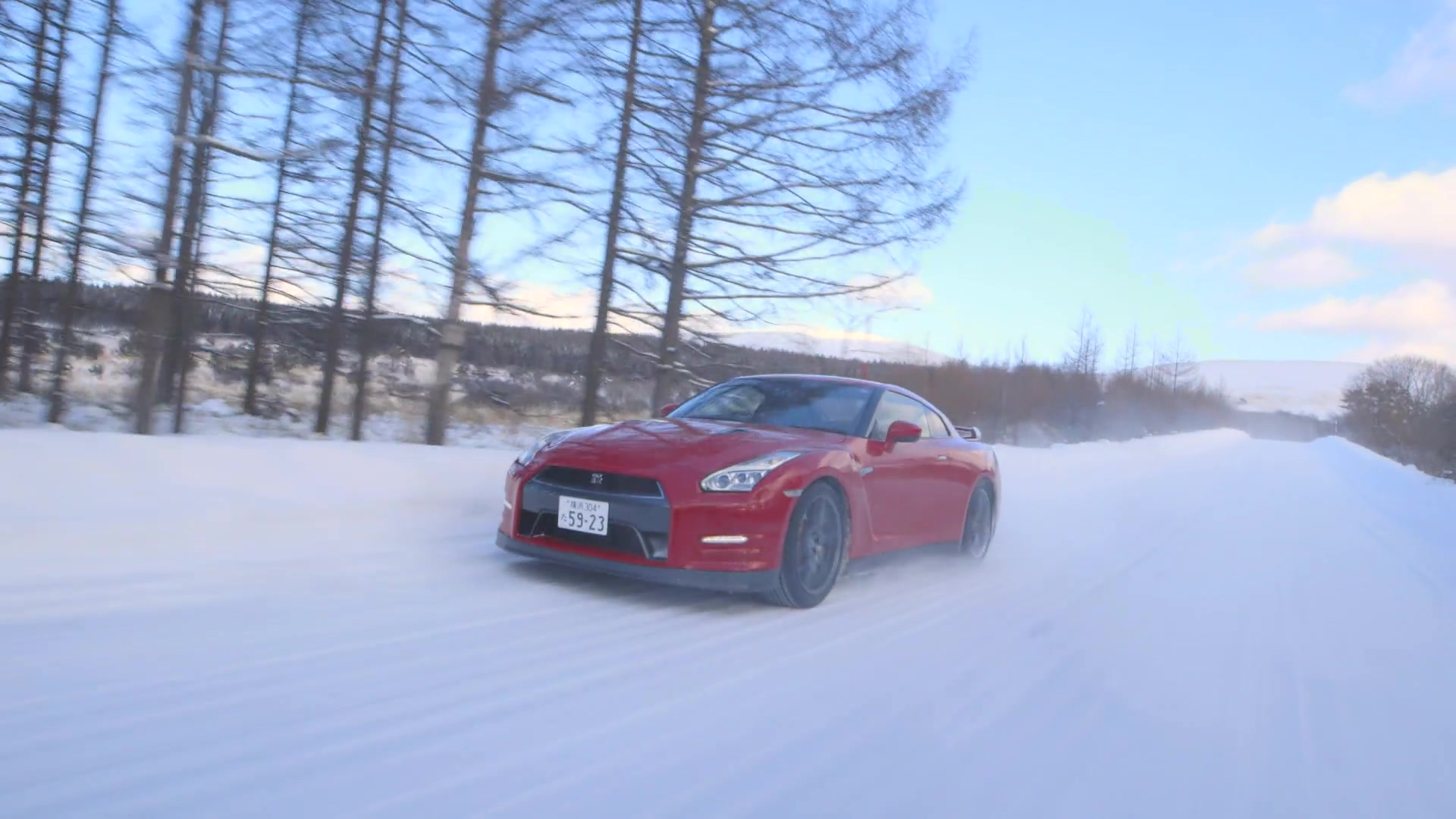 Winter WonderRoad: Taking on Snowy Japan with Nissan