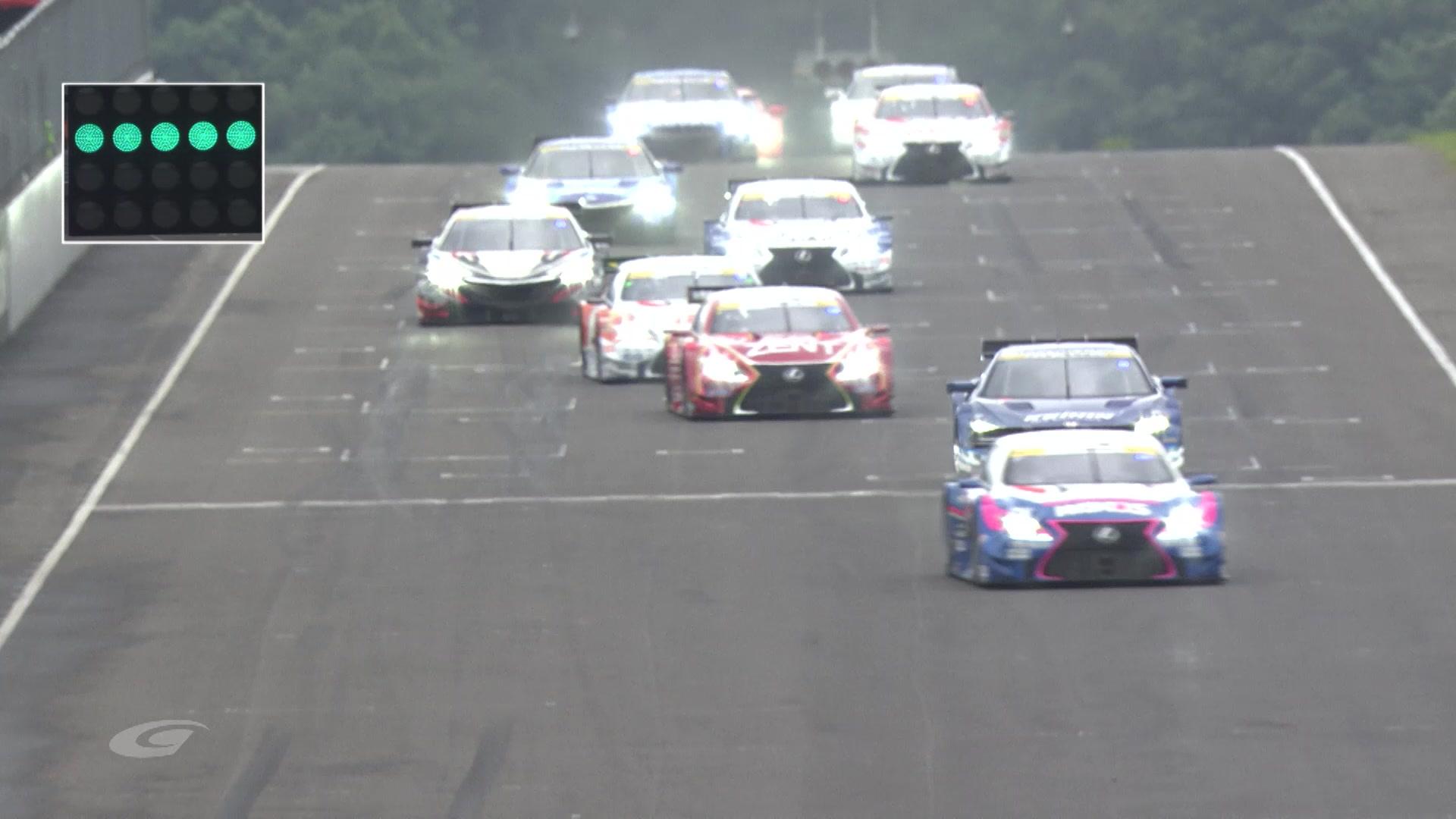 7/24 Super GT 2016 Rd.2(Fuji) Race Day B-roll