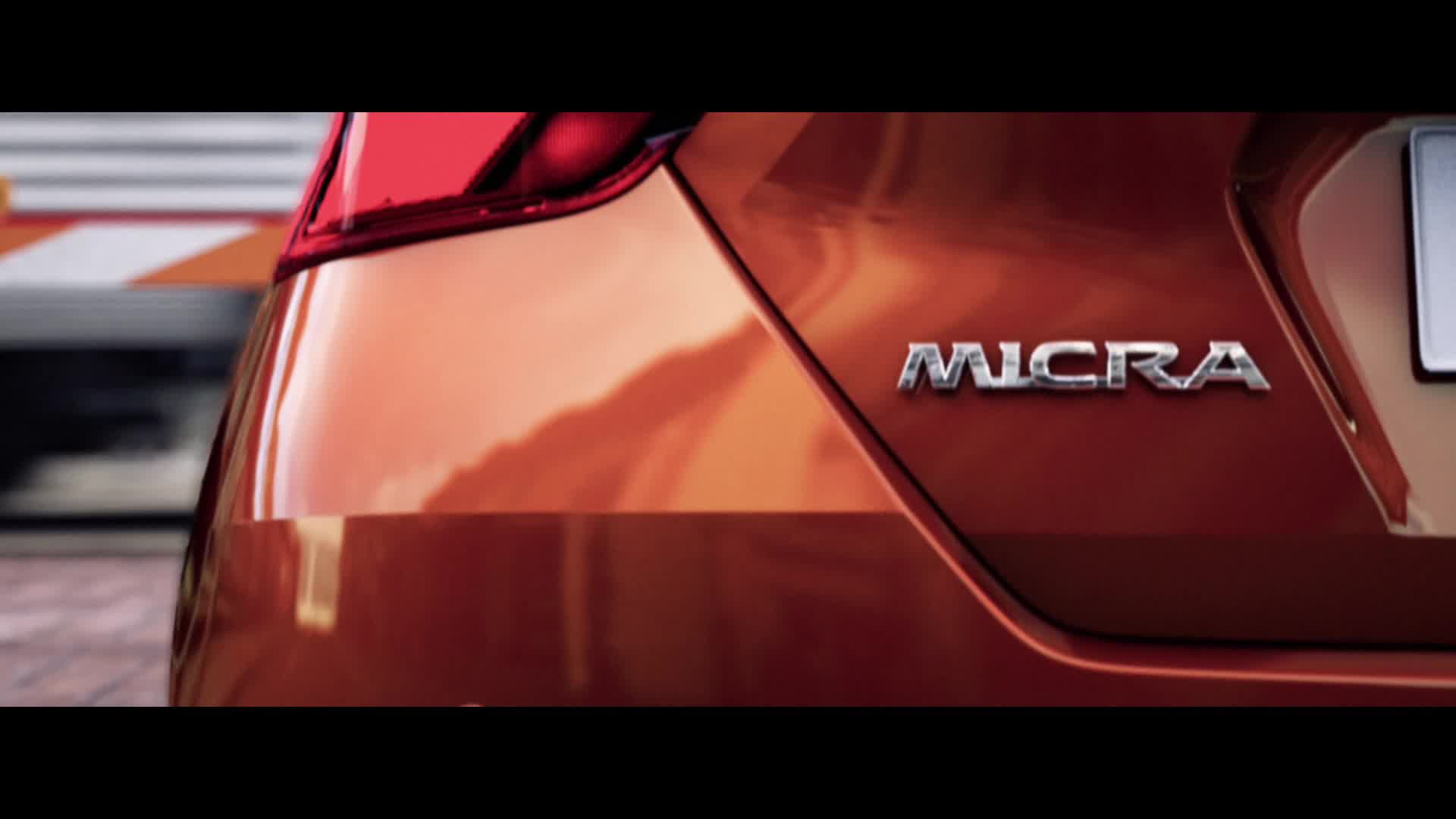 All New Nissan Micra - Play it your way