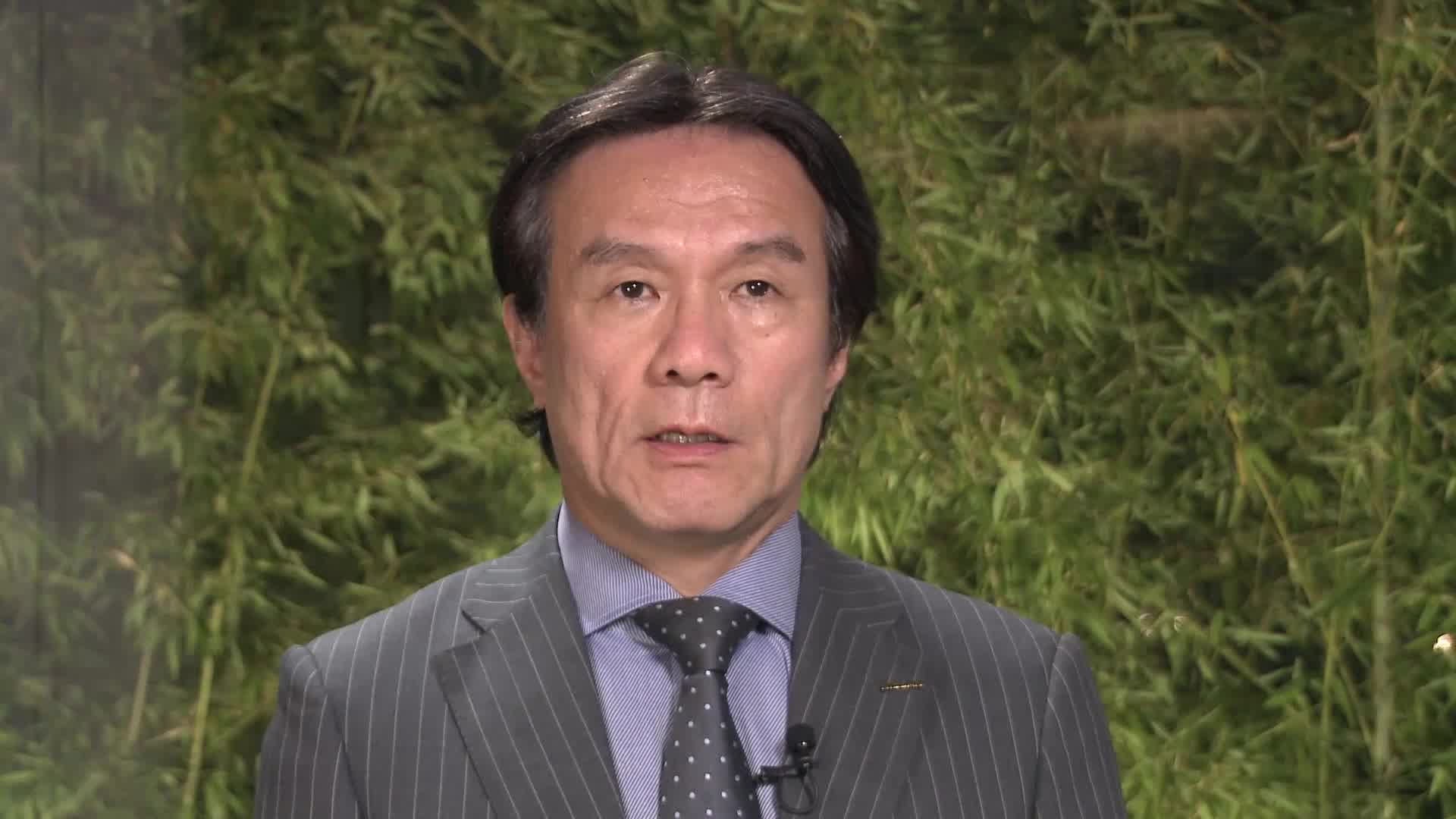 "Nissan Named to CDP's ""A List"" in Climate Change Report (English subtitles)"