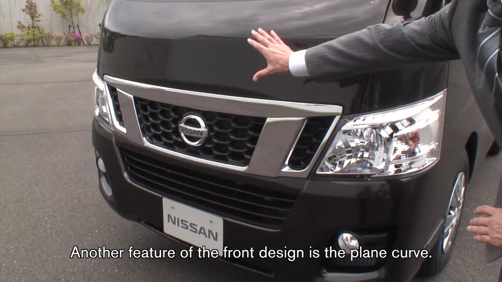 NV350 Interview: Designing a Caravan
