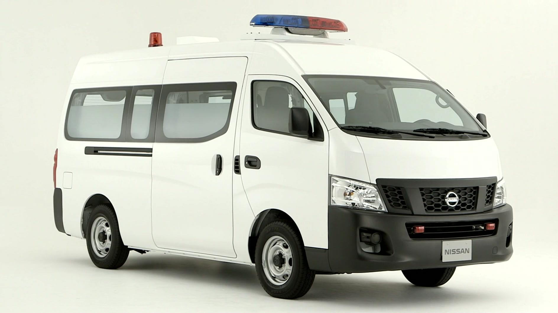 NV350 URVAN Wide-body AMBULANCE