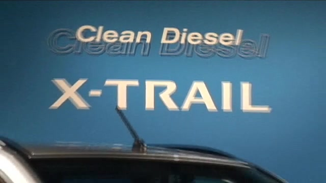"Nissan Releases New Clean Diesel X-TRAIL ""20GT"""