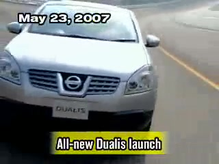 All-new Dualis launch